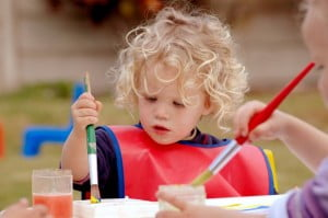 private preschool modern Communication