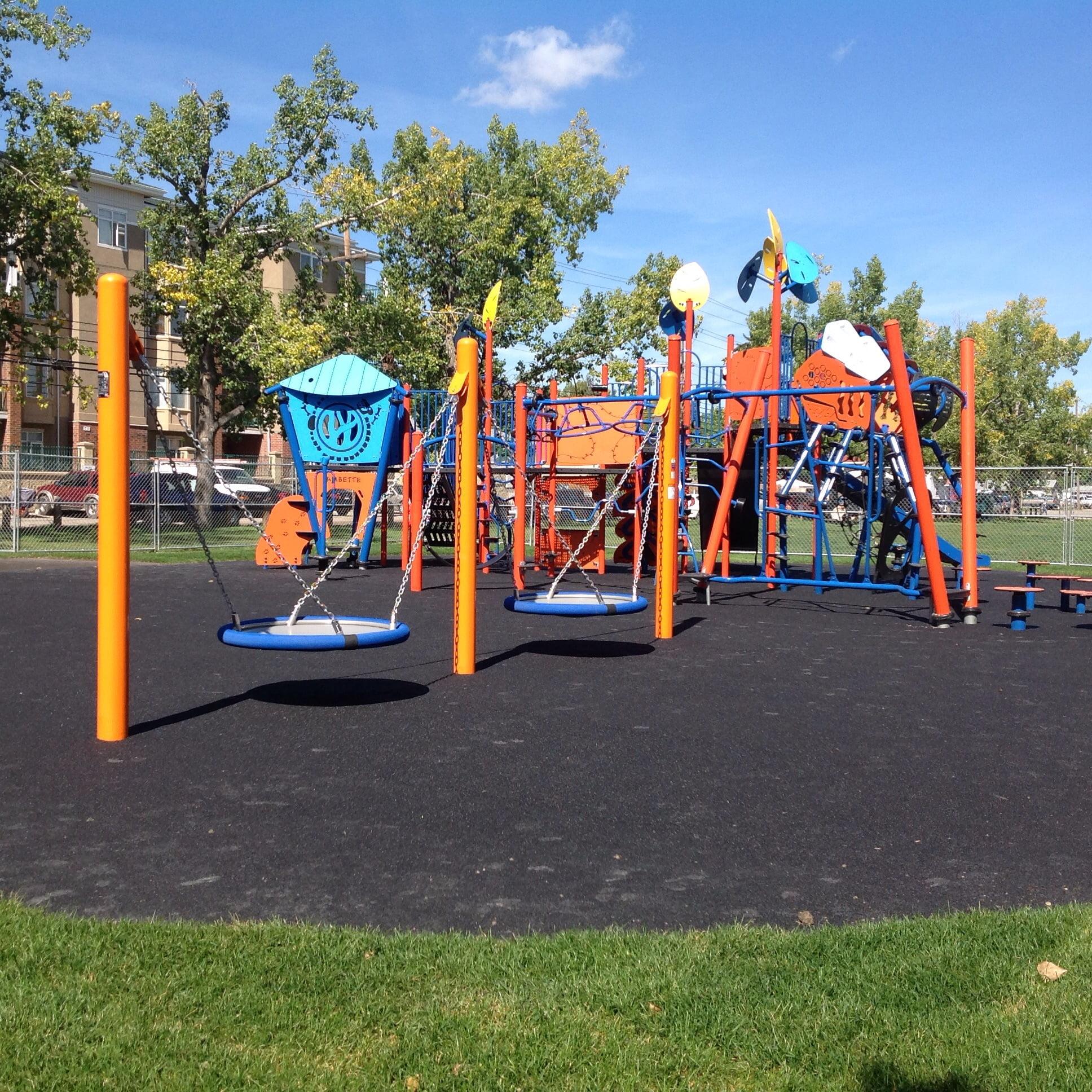New Playground on the Block