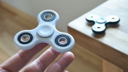 The Fidget Spinner: A Huge Craze in the Area