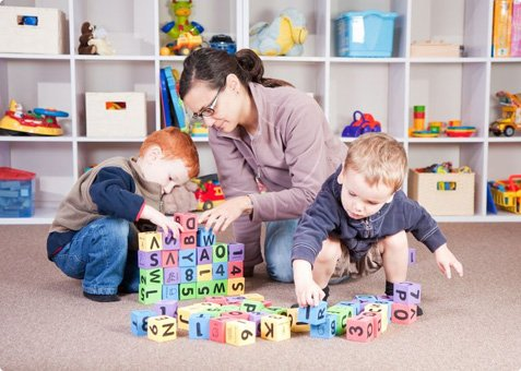 Daycare Children Are Better Behaved and Advanced