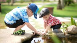 The Benefit of Outdoor Play for Kids