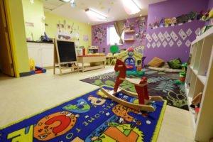 Play Space in 2000 days Pre-Kindergarten School