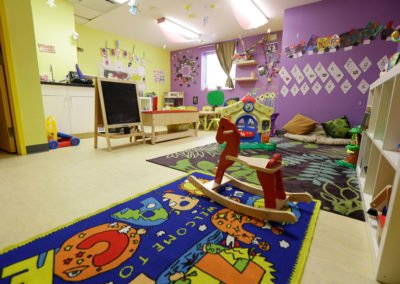 Play Space in 2000 days Pre-Kindergarten School