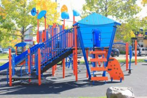 2000 days Calgary school outdoor space for childrens play