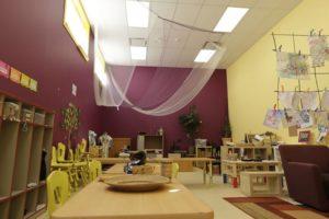 Daycare Calgary-2000 Pre Kindergarten classroom
