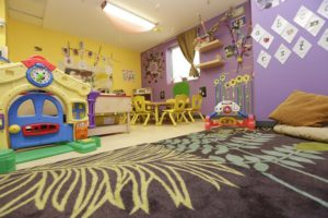 Daycare Calgary 2000 Pre Kindergarten space to play
