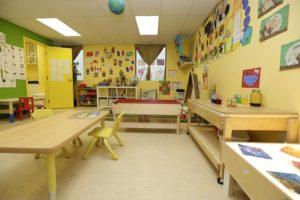 Daycare Calgary classroom 2000 Pre Kindergarten school