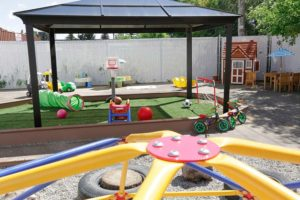 daycare calgary school play space