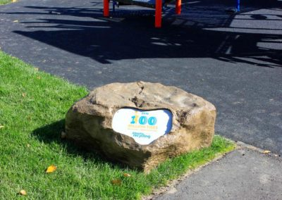stone-with-logo-Daycare-Calgary